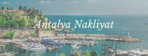 İstanbul Antalya nakliyat